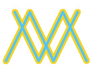 logo MW BlueYellow